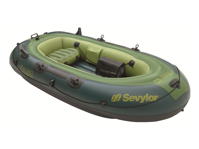 Sevylor Fish Hunter FH280 Barca verde